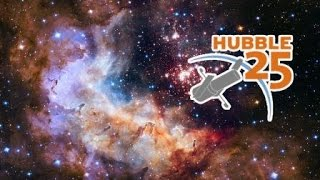 Hubble 25 : Best 25 of Stunning Images taken by Hubble Space Telescope in 25 Years.