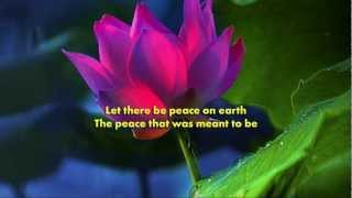 Let There Be Peace On Earth (lyrics)