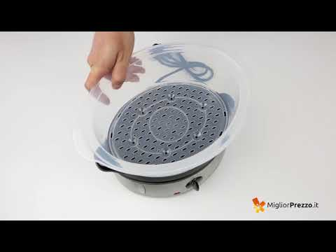 Vaporiera Russell Hobbs 19270-56 Cook at Home Video Recensione