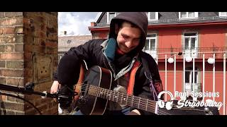 "Roof Sessions Strasbourg #8 - The Blues Against Youth - ""Rising Sun Blues"" (Doc Watson Cover)"