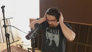 Video Crawall - Studio Vocal Tracking EP 2021