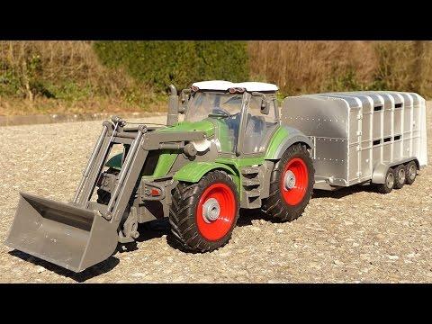 Ferngesteuerter Traktor - Kaufempfehlung & Vergleich