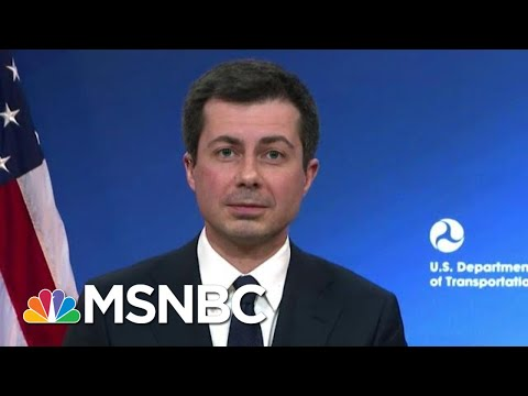 Buttigieg: If We Don't Fix Transit Systems 'People Are Cut Off From Opportunity' | Deadline | MSNBC