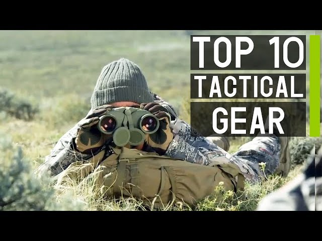 Top 10 Amazing Tactical Survival Gears | Part 1