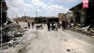 مقتل 11 مدنياً بغارات في شمال غرب سوريا