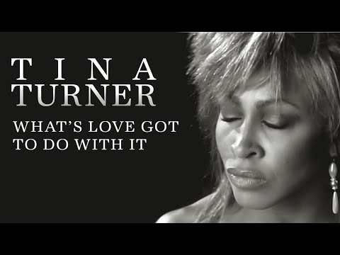 Tina Turner - What's Love Got to Do with It (Black & White Version)