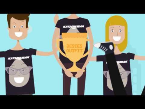 Firmen Laufshirts bedrucken - UniqueSportstime - Imagefilm