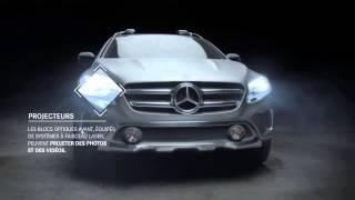 Mercedes Monolith - Video case