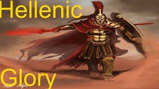Crusader Kings 2 - Hellenic Glory Season 3 Episode 42: Rise of Acheron (1/5)