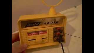Vlf Crystal Radio