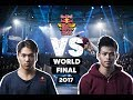 Issei vs Willy Top 16 Red Bull BC One World Final 2017