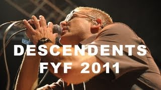 DESCENDENTS FYF 2011 - Hope & Rotting Out - LIVE