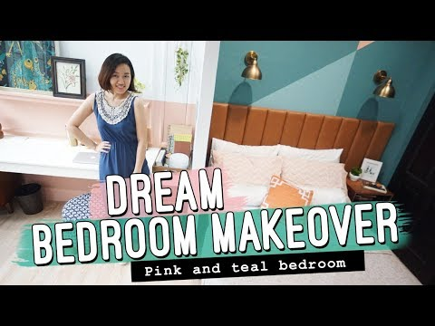 My Dream Bedroom Makeover // by Elle Uy