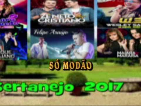SÓ MODÃO - SERTANEJO 2017