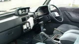1992 mitsubishi l300 glx minibus van 71 seats 20l petrol automatic 2008 12 31 1992 mitsubishi delica fandeluxe Gallery