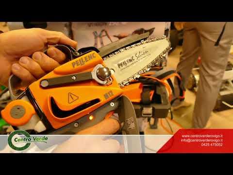 Motosega a batteria per potatura Pellenc Selion M12