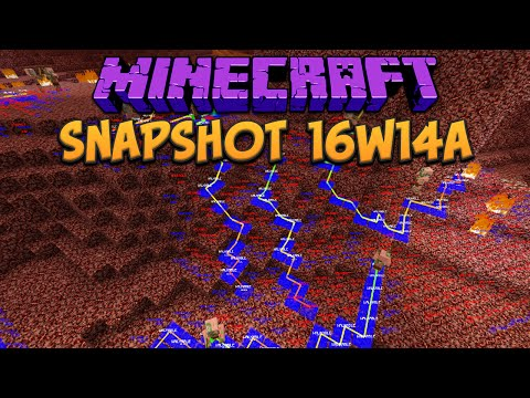 Minecraft Walkthrough - 1 10 Snapshot 16w20a New Mobs, Husk