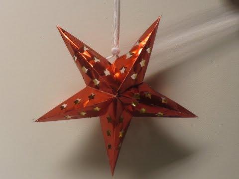 Sterne Basteln Weihnachtsdeko Bastelideen Flora Shop Eu
