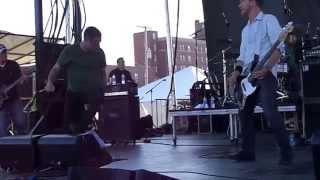 Boysetsfire--Twelve Step Hammer Program--Live @ Bamboozle Festival in Asbury Park NJ 2012-05-18