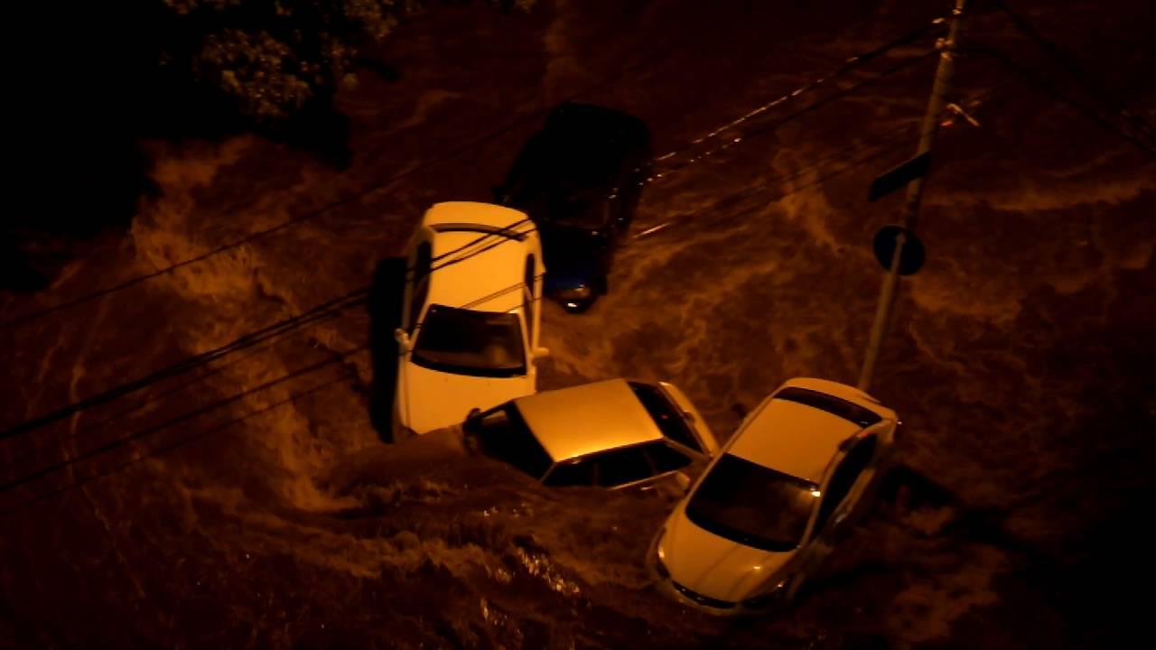 В Ростове-на-Дону потоп