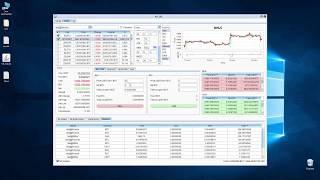 Инструмент для автоматизации процесса торговли и анализа криптовалют.