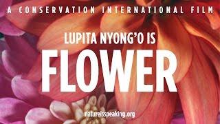 Lupita Nyong'o is FLOWER
