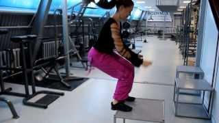 preview picture of video 'Екатерина Чонкина (Зумба)'