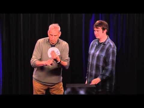 David Williamson - Rope & Card Tricks for Google