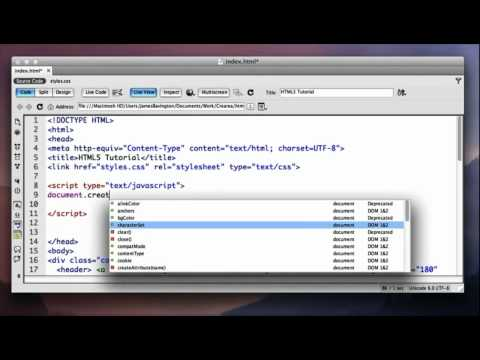 How to create cross-browser compatible HMTL5