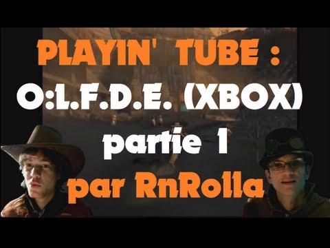 PLAYIN' TUBE [Vidéotest s3 #12] - Oddworld : La Fureur de l'Etranger (XBOX) partie 1 [par RnRolla]