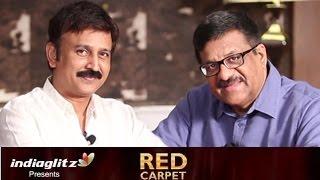 Ramesh Aravind Reveals Uthama Villain Secrets | Red Carpet Sridhar Pillai Interview