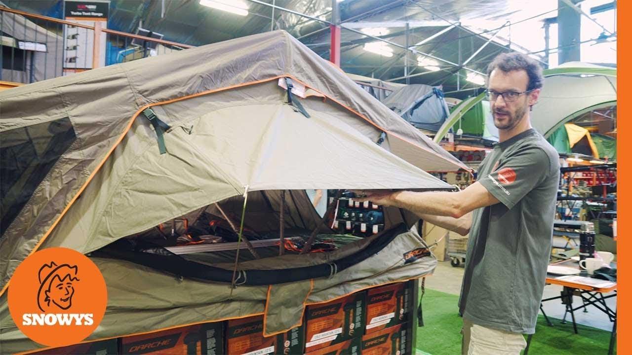 Intrepidor 1400 Rooftop Tent