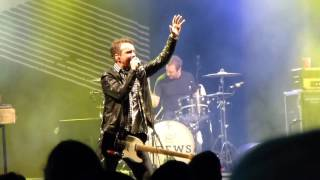 The Trews June 15 2017 Burlington Paranoid Freak