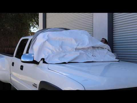 California Pop Top Cab Only Tyvek Cover for Trucks at California Car Cover
