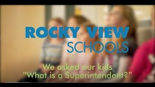 What Is A Superintendent?