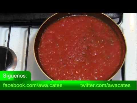 Deliciosa Receta De Salsa De Tomate Para Pizza Casera