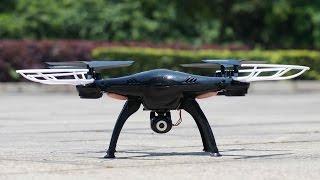 Syma X5SW Quadcopter with WIFI FPV Camera фото