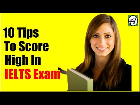How to Prepare For IELTS Exam – In 10 Practical Tips - YouTube
