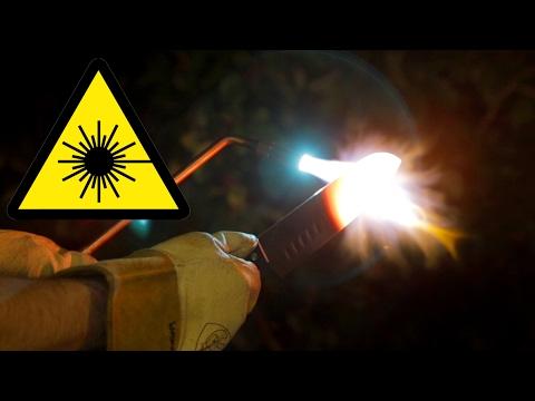 Can a Laser cut Metal?