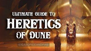 Heretics of dune audiobook free download