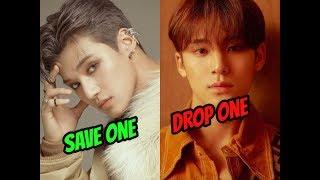 KPOP GAME: SAVE ONE, DROP ONE (JANUARY 2019)