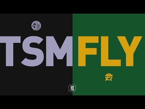 FLY選出下路火人 Hauntzer蒙多9等收穫四連殺 NA TSM vs FLY wk1