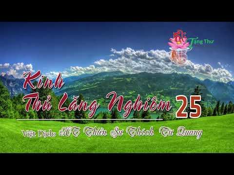 Kinh Thủ Lăng Nghiêm -25