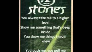 12 Stones - Soulfire (lyrics)
