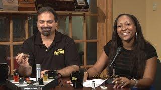 Cigar Time TV Show 49 reviews the Perdomo Lot 23 Natural Premium Cigar