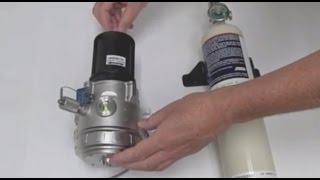 Eclipse CO2 Gas Detector Calibration
