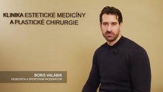 Boris Valábik o Klinice YES VISAGE