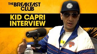 The Breakfast Club - Kid Capri Breaks Down Funk Flex Beef And The Unwritten Rules Of DJing