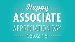 Happy Associate Appreciation Day from CHI Health at Home