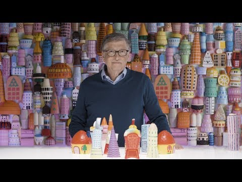Bill Gates Talks About the Climate Change Challenge
